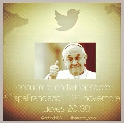 El #PapaFrancisco y la #VidaDigital