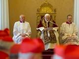 La renuncia de Benedicto XVI y cómo viví aqueldía