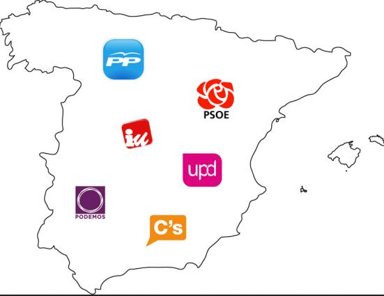 comunicación política españa
