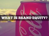 El valor de marca tiene hoy más peso quenunca